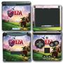 Leyenda De Zelda Link Ocarina 3d De Tiempo Epona Navi  W25