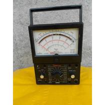 Multimetro Analogico Vintage Simpson 260 6xlpm