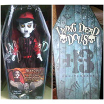 + Living Dead Dolls En Venta + Desmodus