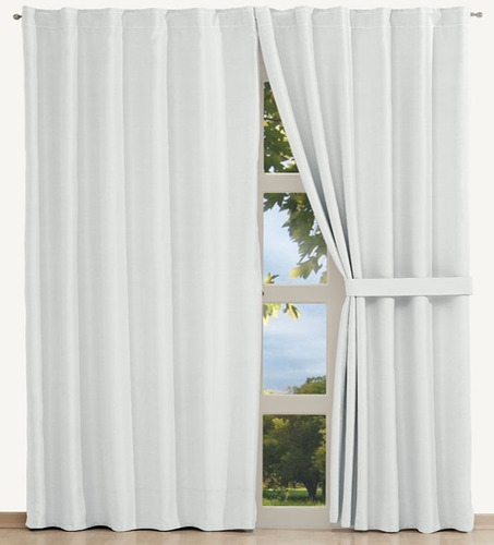 Cortinas termicas black out varios colores envio gratis for Cortinas black out precios