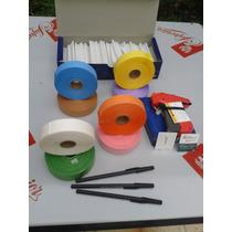 Etiquetas Para Ropa Etiquetadora Y Plastiflechas Plumas Kit