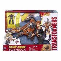 Tranformer Stomp & Chomp Grimlock