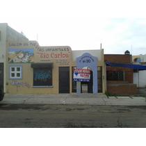 -- 0000180-278-278 -- Salón De Fiestas Con 3 Medios Baños, Oficina, Bodega Y área Techada, Cerca De La Abarrotera Azteca.