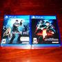 Lote 2 Vj Resident Evil 4 Y Resident Evil 5 Ps4 Sellados