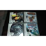5 Discos De Dreamcast Nuevos