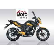 Motocicleta Carabela R6 2016. Modelo Nuevo 200cc. Credito