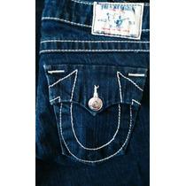 True Religion Jeans Billy Para Dama Talla 27r. Seven, Rock&r