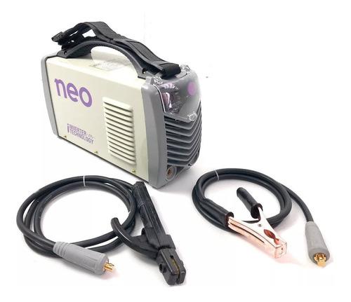 Soldadora Inversora Neo Ie9200/160bvm 200 Amp 110v/220v