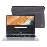 Laptop Barata Nueva Acer Cb315 4gb/32gb Funda Gratis