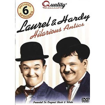 El Gordo Y El Flaco Laurel And Hardy Hilarious Antics 6 Epis