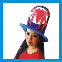25 Sombreros Espuma Boda Fiesta Xv Dj Lentes Peluca Gorro