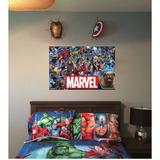 Avengers Heroes De Marvel Poster Original Trends