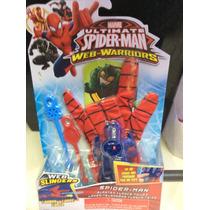 Guante De Spiderman Lanza Misil Es Nuevo Y Origina !!!