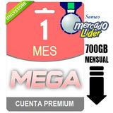 Cuentas Premium Mega 30 Dias - Original - Envio Inmediato