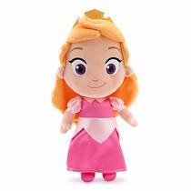 Peluche Princesa Aurora Bella Durmiente Disney Store 33 Cm