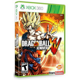 :: Dragon Ball: Xenoverse ::. Para Xbox 360 En Start Games