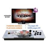 Consola Arcade Pandora 3003 Juegos 14 3d Última Versión 2020
