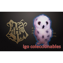 Peluche Lechuza Grand Hedwig Harry Potter Igo Coleccionables