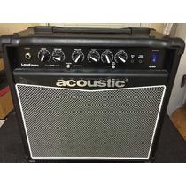 Flamante Amplificador Acoustic G 10