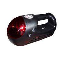 Compresora Pórtatil Con Luz De Emergencia Cm-3616