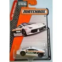 Matchbox - Lamborghini Gallardo Lp560-4 Polizia - 2015
