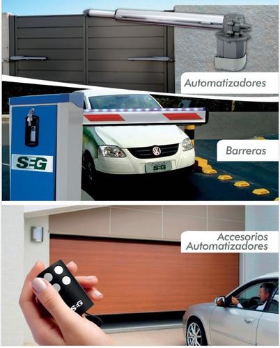 Puerta automatica motor seg porton automatico 3800 c1nzt for Motor puerta automatica