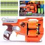 Pistola Nerf Flipfury Zombi Strike Nueva Original