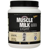 Cytosport Muscle Milk Light Cake Batter 1.65 Libra