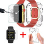 Kit Protector Transparente + Mica Premium Apple Watch 42mm