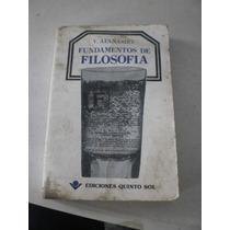 Fundamentos De La Filosofía - V. Afanasiev
