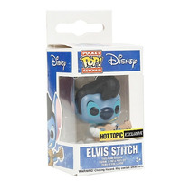 Funko Pop Llavero Elvis Stitch Disney Lilo Y Exclusivo Vinyl