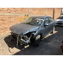 Yonke Mazda 3 Std 2.5 2011 Refacciones Partes Huesario