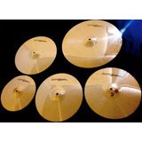 Paquete (set)  Platillos The Element Cymbals Super Hot Sale