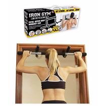 Iron Gym Barra Multifuncional Biceps Gym Ejercita Brazo. Maa