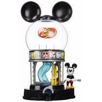 Maquina Mickey Mouse Jelly Belly Mini Expendedora De Dulces