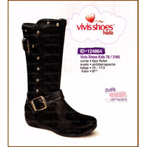 7 Botas Para Niña Vivis Shoes En Gagashop