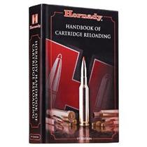 Hornady Novena Edición Manual De Recarga De Cartuchos