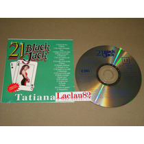 Tatiana 21 Black Jack 1992 Emi Cd Canada