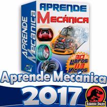 Libro Aprende Mecanica Automotriz ,motos Y Diesel 24 Libros