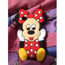 Hermosa Funda De Minnie Mouse O Mimi Para Iphone 4/4s