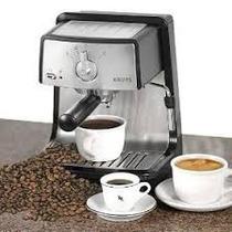 Cafetera Krups Xp 4000 Expresso Capuchino Latte Americano