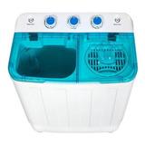 Mini Lavadora De Tina Doble Portátil Best Choice Products