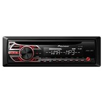 Stereo Pioneer Deh-150mp En Din Coche Con Reproducción De Mp