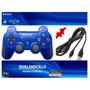 Control Ps3 Sony Color + Cable De Regalo Envio Gratis