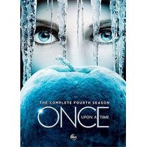 Once Upon A Time Temporada 4 Cuatro Preventa Serie Tv En Dvd
