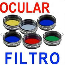 Filtro Planetario O Lunar Celestron Telescopio Ocular