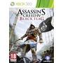 Xbox 360 - Assassins Creed Iv (edicion Caja Metalica)