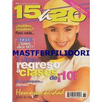 Lynda Revista 15ª20 De Septiembre 1996 Fey Thalia