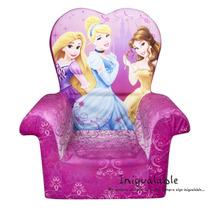 Sillón Para Niñas De Las Princesas De Disney