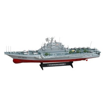 Barco Buque De Guerra Naval R/c, Escala 1:275, 76 Cm Largo